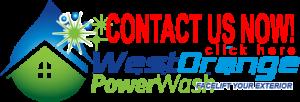West Orange Powerwash - Contact Us Now