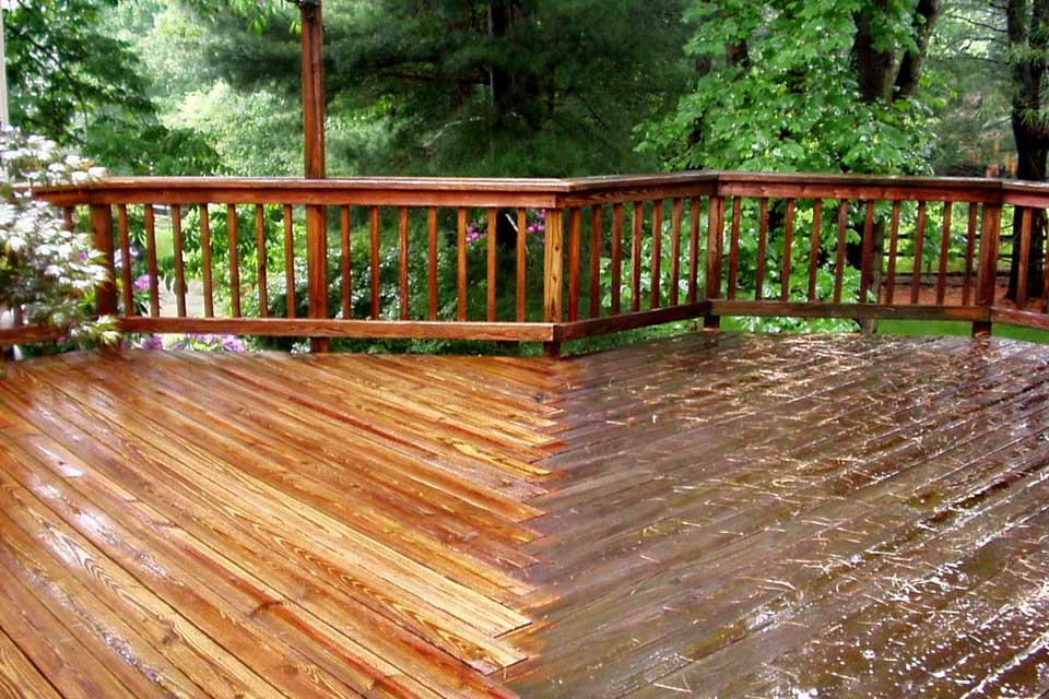 Power Wash Deck - West Orange Power Wash. West Orange, NJ
