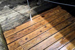 West Orange Powerwash - Deck Powerwash