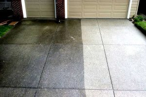 Power Wash Driveway - West Orange Power Wash. West Orange, NJ