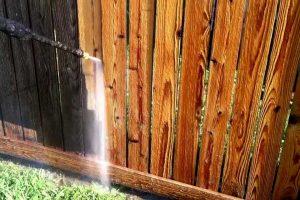 Power Wash Fence - West Orange Power Wash. West Orange, NJ