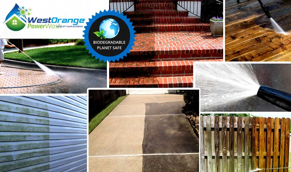 West Orange Powerwash Services